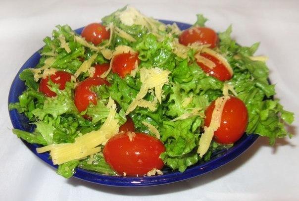 Салат по-французски