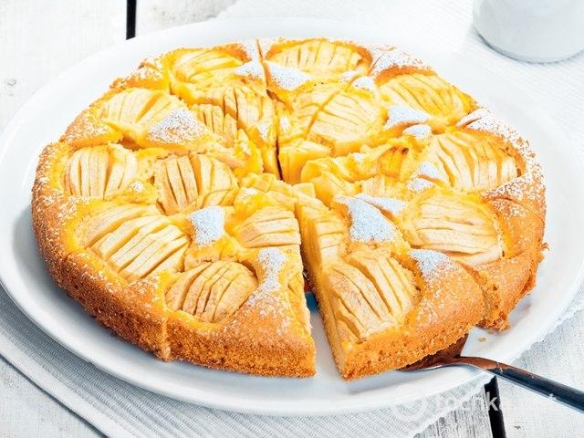 Рецепты бананового пирога с