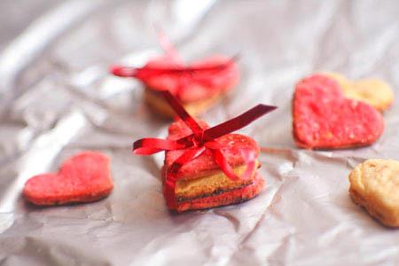 Печенье «Валентинка»