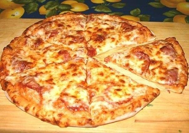 "Пицца ""Минутка"""