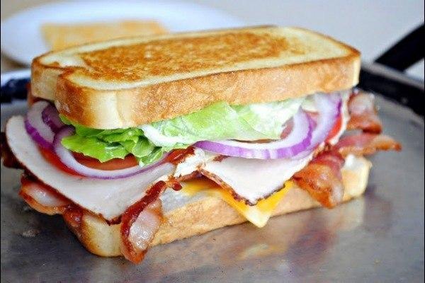 Клубный Сандвич